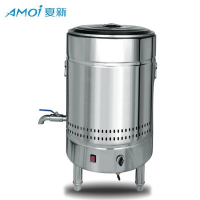 夏新煮面機商用電熱平底煮面爐燃氣節能下面機湯面爐多功能煲湯保溫桶電熱款45型號70L