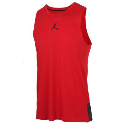 Nike耐克背心男2020夏季旗艦正品籃球透氣T恤男CJ5545-687