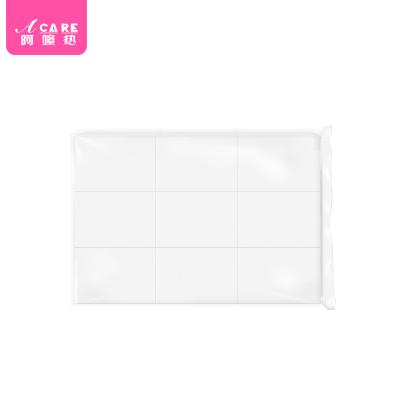 acare艾呵 袋装卸甲巾1包 洗甲棉清洁不掉屑棉片棉纤维美甲工具美甲巾卸甲油