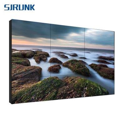 視疆液晶拼接屏安防監控大屏46/49/55英寸LED高清視頻會議顯示器三星顯示屏 46英寸3.5mmSJ100-46S2