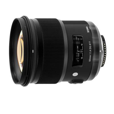 【二手95新】適馬/SIGMA 50mm f/1.4 DG HSM Art 大光圈全畫幅鏡頭