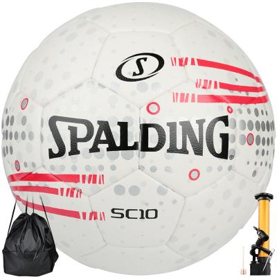 斯伯丁SPALDING足球5号耐磨比赛训练热熔训练球