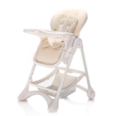 pouch多功能儿童餐椅K05 米色