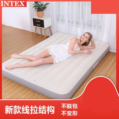 充气床垫双人充气床单人气垫床便携家用午休床户外折叠冲气