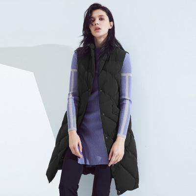 BOSIDENG брэндийн шинэ загварын эмэгтэй өвлийн өдөн куртка B80131016 160/84A