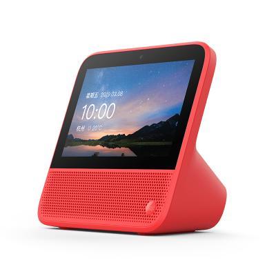 天貓精靈 CCL 帶屏智能音箱音響 家庭智慧屏 紅色