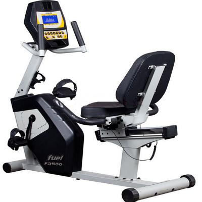 岱宇(DYACO)家用磁控臥式健身車 靜音健身單車 減肥腳踏車FR500 免費送貨入戶