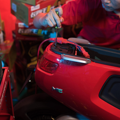 电动车整车安装调试服务费(具体配件型号咨询维修师傅)