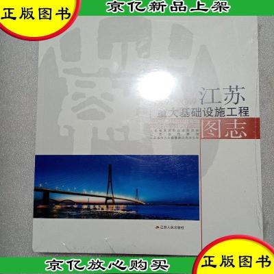 正版 江蘇重大基礎設施工程圖志 1949~2019