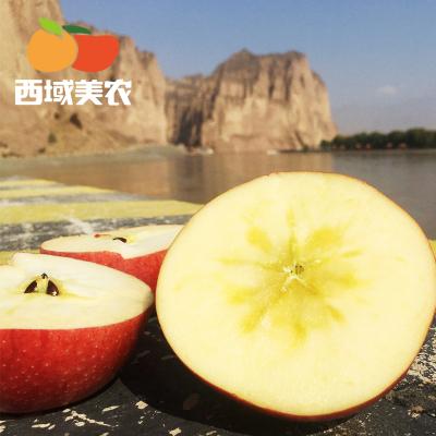 【预售2.3号发货】 冰糖心苹果净重5斤现摘新鲜水果丑苹果糖心脆甜红富士^@^