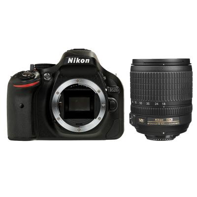 【二手95新】尼康/Nikon D5200+18-105mm 尼康單反相機 【套機】