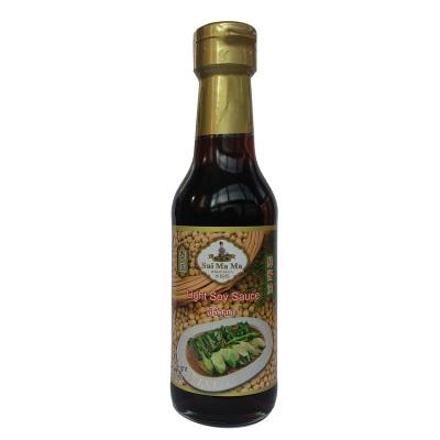 水妈妈鲜酱油250ml生抽小瓶寿司凉拌菜蘸酱泰国原装进口面条拌饭酱油