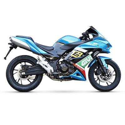 風感覺國四摩托車跑車H2電噴200-400cc小忍者街車大型公路趴賽可上牌