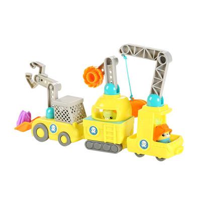 Octonauts 費雪,Fisher Price 海底小縱隊章魚堡修理站套裝玩具 CKC03