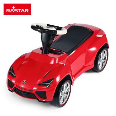 星輝(Rastar)蘭博基尼兒童滑行學步車 嬰幼扭扭車平衡車小溜溜車83600