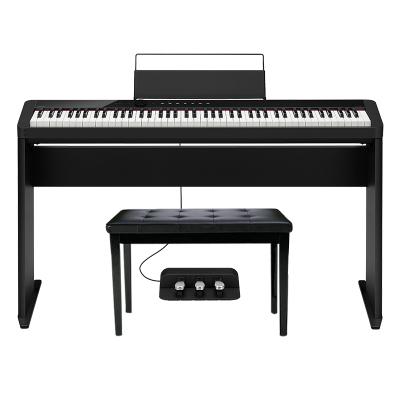 CASIO/卡西歐電鋼琴PX-S1000 重錘鍵盤 成人 家用 初學 考級 電子鋼琴 PVC合成面板