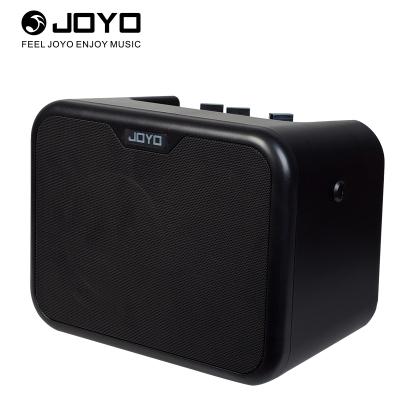 卓樂(JOYO)MA-10E 電吉他音箱民謠彈唱戶外插電便攜音響MA-10E街頭賣唱小音箱黑色