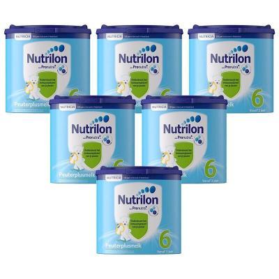牛栏(Nutrilon) 荷兰原装进口 荷兰牛栏诺优能Nutrilon婴幼儿配方奶粉 保税仓发货 6段 6罐