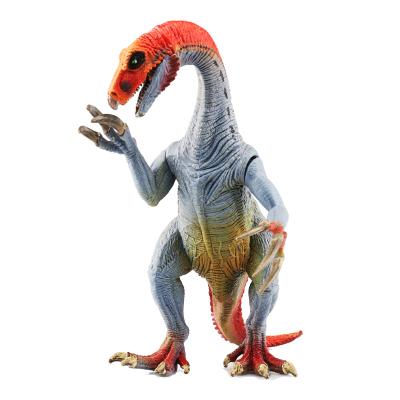 玩模乐儿童仿真塑料恐龙模型玩具实心塑胶霸王龙暴龙侏罗纪公园3岁以上