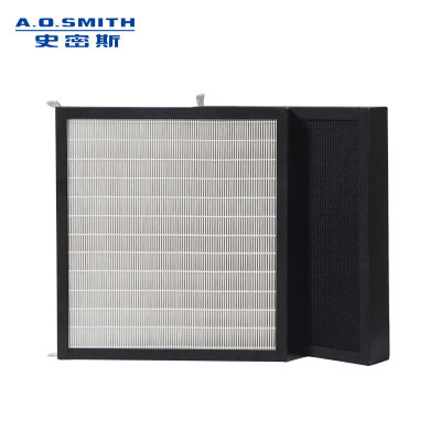 AO史密斯空氣凈化器復合濾網濾芯IF-034 適用于KJ400F-B11/KJ455F-B12/KJ480F-B12-N