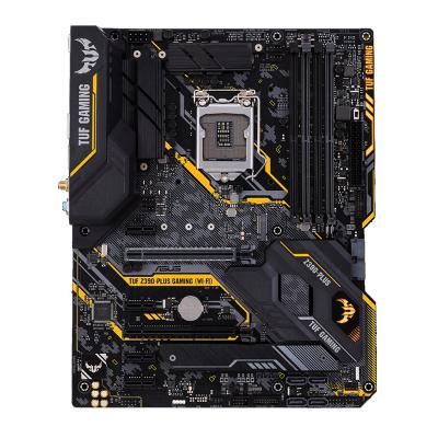 華碩 (ASUS)TUF Z390-PLUS GAMING (WI-FI) 電競特工 板載WIFI 游戲主板(Intel Z390/LGA 1151)主板 INTEL平臺