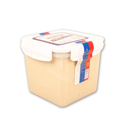 【航空直发】terun天润原味炭烧酸牛奶1kg大桶装润康老酸奶2斤装