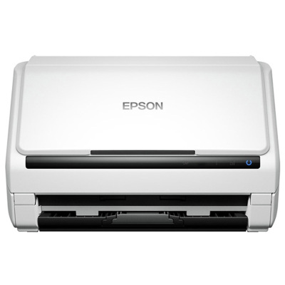 爱普生(EPSON)DS-570W无线网络WIFI高速扫描仪 A4文档连续彩色双面馈纸 每分钟35页/70面 三年质保
