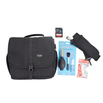卡昵斯KRISYO 數碼相機包高級單反尼龍攝影包相機包攝影套裝C3011