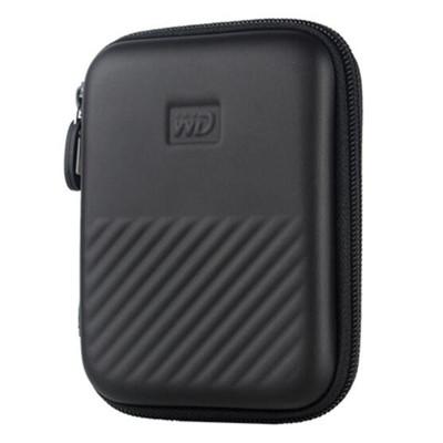 WD/西部數據 New My Passport E元素 2.5寸 移動硬盤防震包 保護包 黑色
