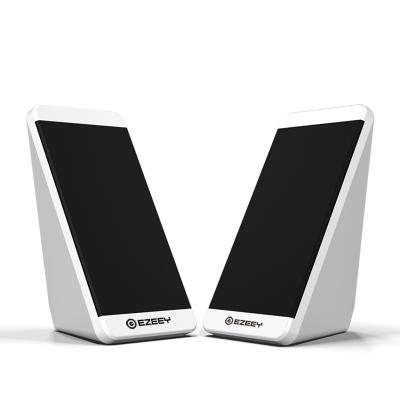 逸致S5電腦音響 臺式通用 電腦音箱 手機筆記本臺式機電腦通用電腦音響USB供電有線迷你低音炮小音箱