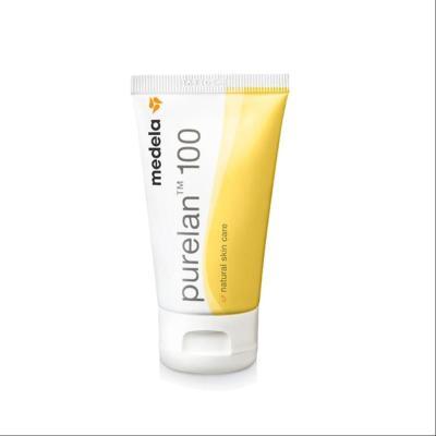 美德乐 medela品牌纯羊脂膏37g 深层滋润 乳头保护 单支装 盒装