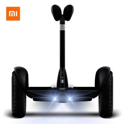 小米(MI)9号平衡车 黑色 Ninebot 9号体感车 双轮长续航蓝牙遥控 轻小便携载重85KG 智能成人平衡车