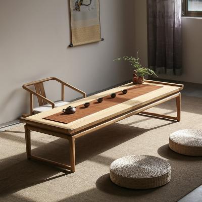 榻榻米桌子小茶幾日式茶桌禪意新中式實木矮桌炕桌炕幾茶臺飄窗桌