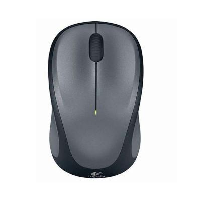 羅技(Logitech)M235無線鼠標 光電鼠標 辦公鼠標 USB黑色