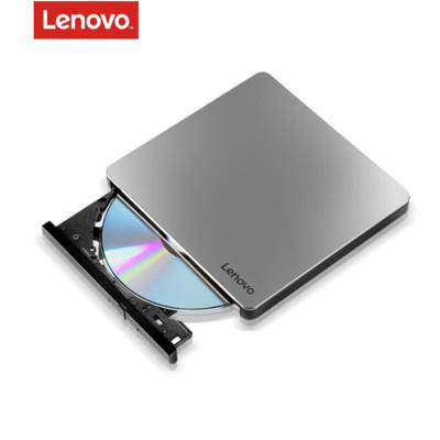 聯想(Lenovo)8倍速 USB2.0 外置移動光驅 DB85(USB和type-c雙接口)