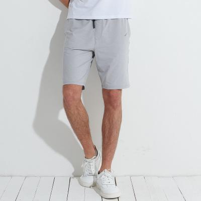 诺帝卡/Nautica男士夏季竹节棉透气短裤家居运动裤