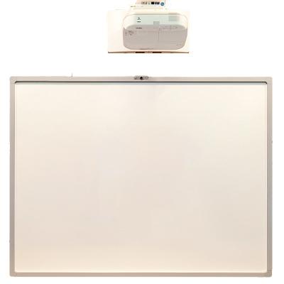 【套餐】NOMICO 75英寸触控互动电子白板教学投影一体机E75-2B5G-6511-1612松下X3281STC投影