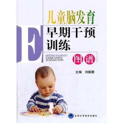 兒童腦發育早期干預訓練圖譜
