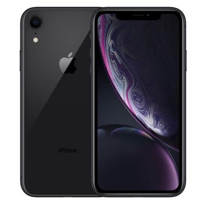 【正品行货】苹果(Apple) iPhone XR 128GB 黑色 移动联通电信4G全面屏全网通智能手机 双卡双待