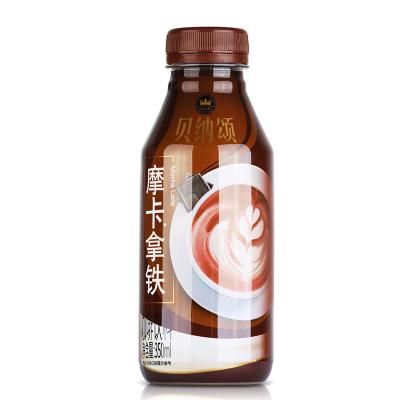貝納頌摩卡拿鐵咖啡飲料350ml*15瓶