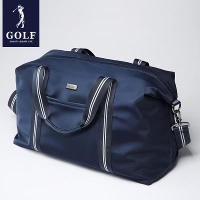 高爾夫GOLF輕便防水旅行包休閑大容量手提包男女可用可放15.6英寸筆記本電腦布包