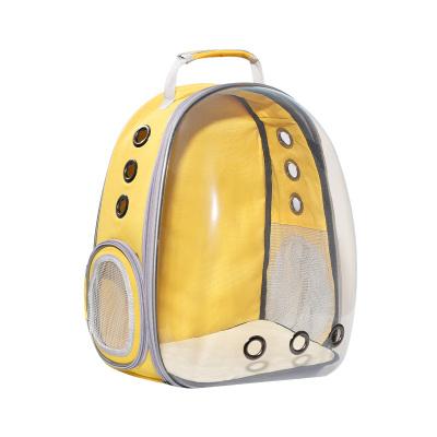 猫包猫咪背包宠物包狗狗外出便携太空舱透明双肩包外带猫咪用品