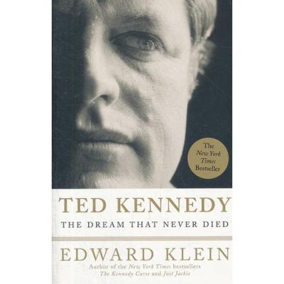 TED KENNEDY(ISBN=9780307451040) 英文原版