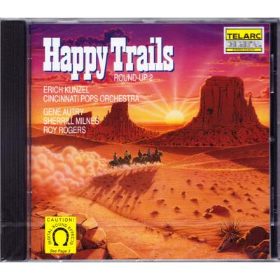 正版 Happy trails 萬寶路2 西部大趕集 康澤爾 進口CD TELARC