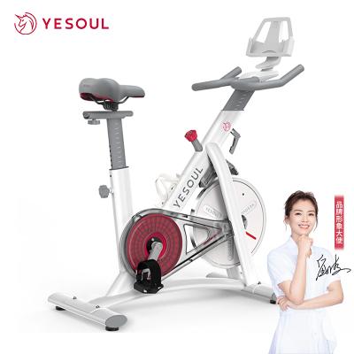 YESOUL野小獸動感單車家用運動健身房減肥器材室內健身車超靜音S1
