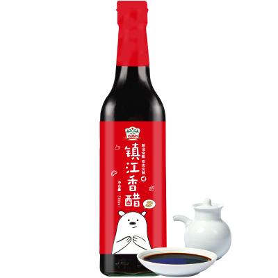 吉得利 鎮江香醋 鎮江特產固態發酵500ml