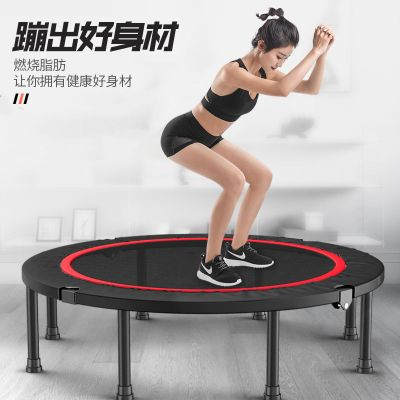 蹦蹦床健身房家用兒童室內彈跳床戶外蹭蹭床成人運動器跳跳床