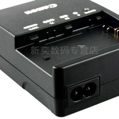 佳能(Canon)LC-E6E 原裝充電器(LP-E6、E6N電池適用的原廠充電器)機身附件