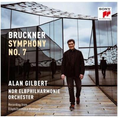 190759795323 布鲁克纳:第7交响曲 吉伯特指挥 CD 正版 预订