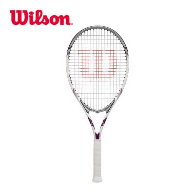 WILSON威尔胜碳复合网球拍男女初学正品网拍 送球送避震送训练底座/美网网球
